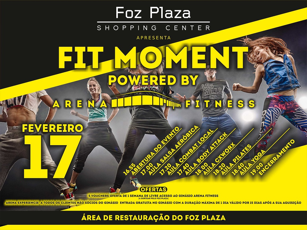 FIT MOMENT - ARENA FITNESS